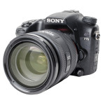 Sony a77 ii vanity