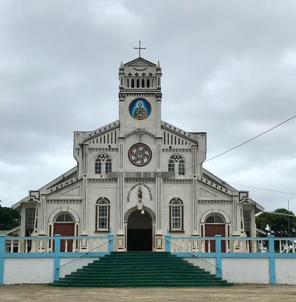 church Vavau