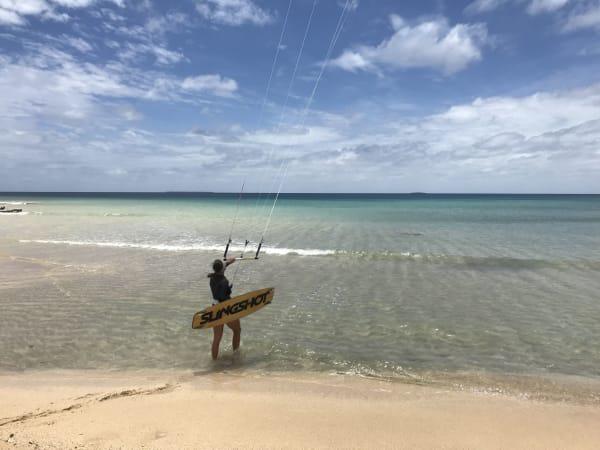 finally I kite