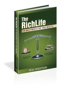 RichLifeBook zgn0oa The RichLife Book   10 Investments For True Wealth