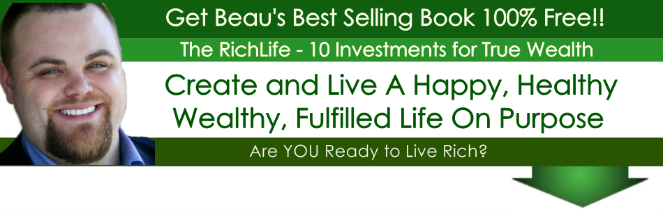RichLife Header Kindle Promo