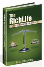 Press Release: Secrets to Achieving  'The Rich Life' Free On Kindle Wednesday To Saturday