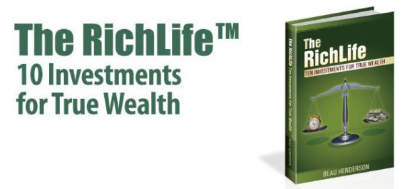 Beaus Book gnpbnf The RichLife Book   10 Investments For True Wealth