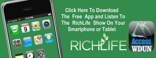 RichLife Download App a1fesq The RichLife Show