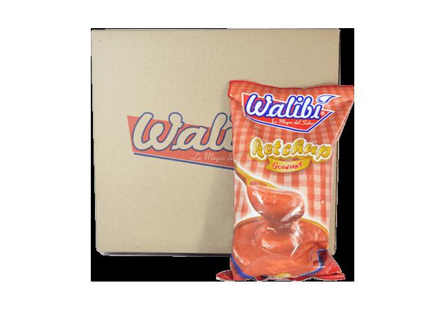 Ketchup Walibí Caja 14x1kg