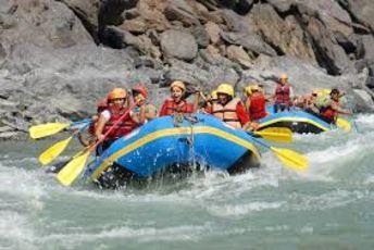 Riverside Camping + Rafting + Bungee