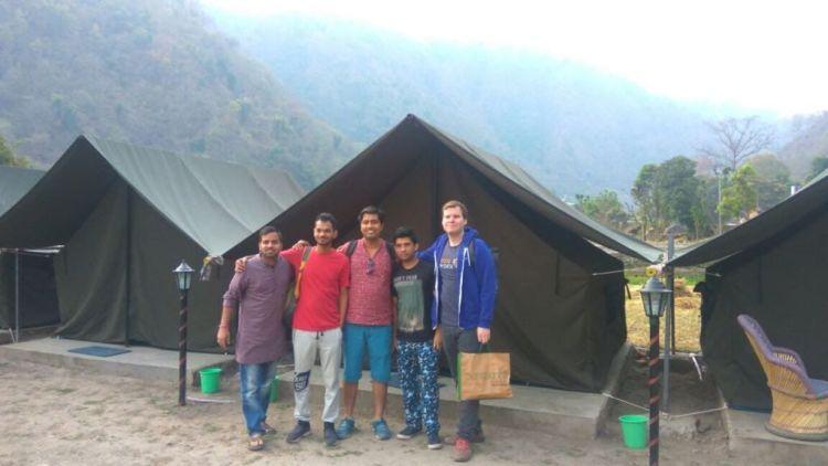 Riverside Standard Camp Stay