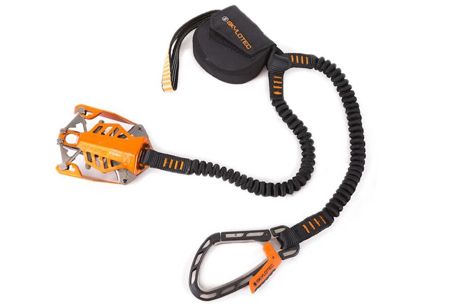 Skylotec Rider 3.0 (via ferrata set) \ Tipy \ Rock Climbing Instructor