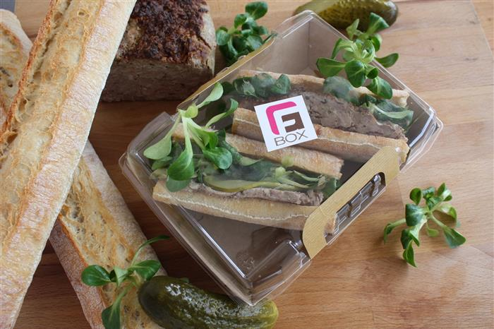 NEW Le Campagnard (terrine maison), plus gros, plus gourmand
