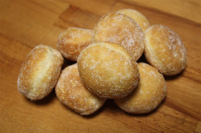 Mini beignet au sucre