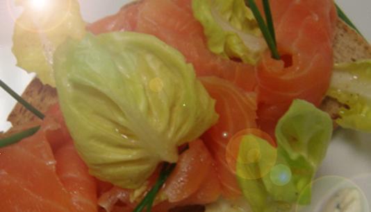 La Quinoa au saumon