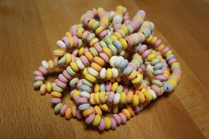 Collier, Candy Necklace