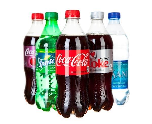 bouteille de sodas 1.25 l