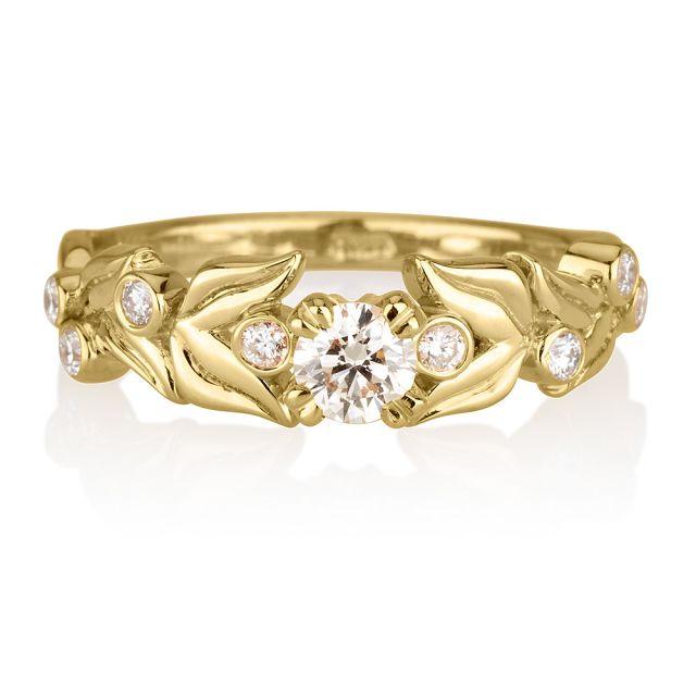 טבעת אירוסין איה