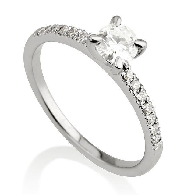 טבעת אירוסין מודל גרייס