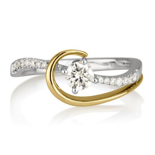 טבעת אירוסין אנה