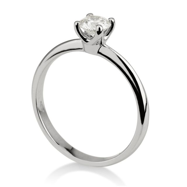 טבעת אירוסין מודל לימה