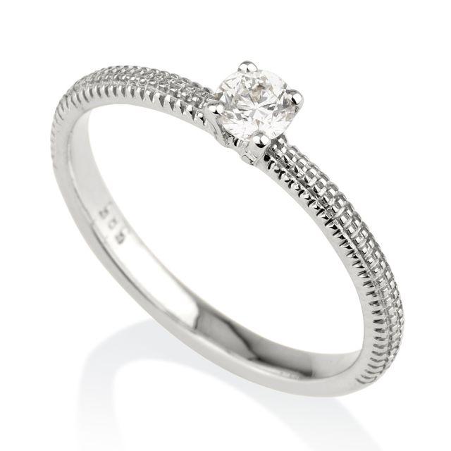 טבעת אירוסין מודל טיה