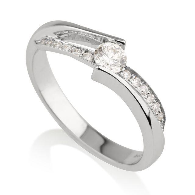טבעת אירוסין דגם ענת עדינה