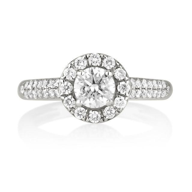 טבעת אירוסין אלכסנדרה