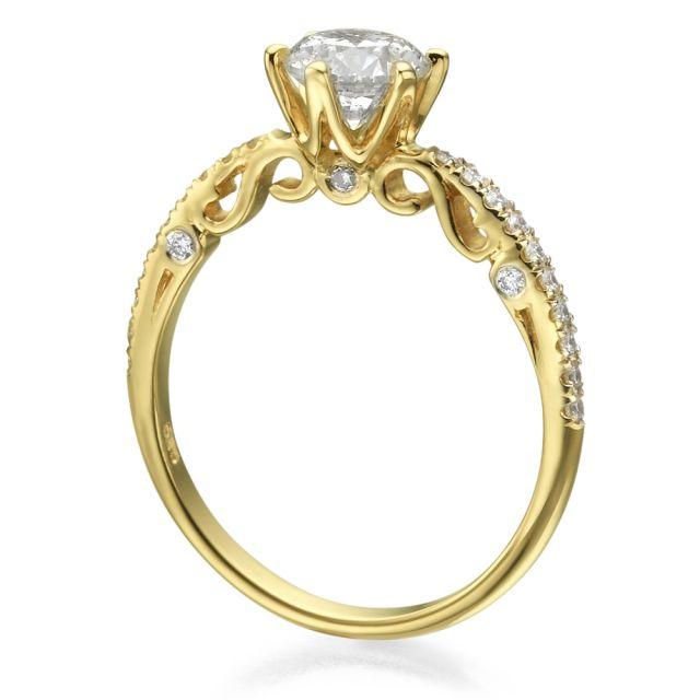 טבעת אירוסין נועם