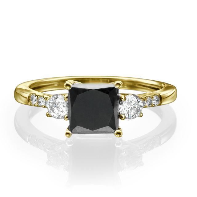 טבעת אירוסין מיוחדת דגם גלן