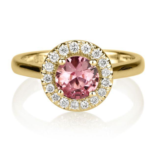 טבעת אירוסין מיוחדת ליילה