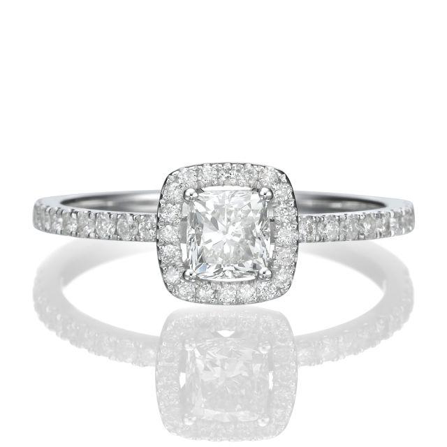טבעת אירוסין יוקרתית אליס