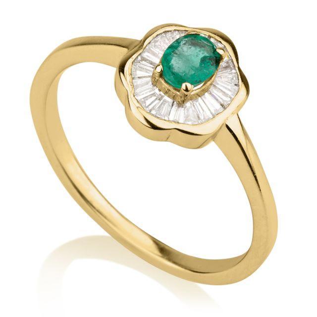 טבעת אירוסין ג'ייד
