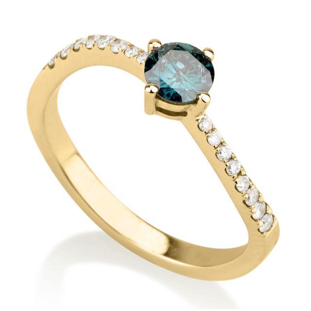 טבעת אירוסין ים