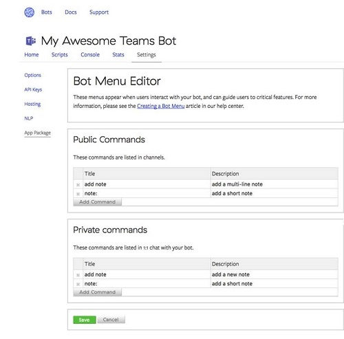Botkit now supports Microsoft Teams