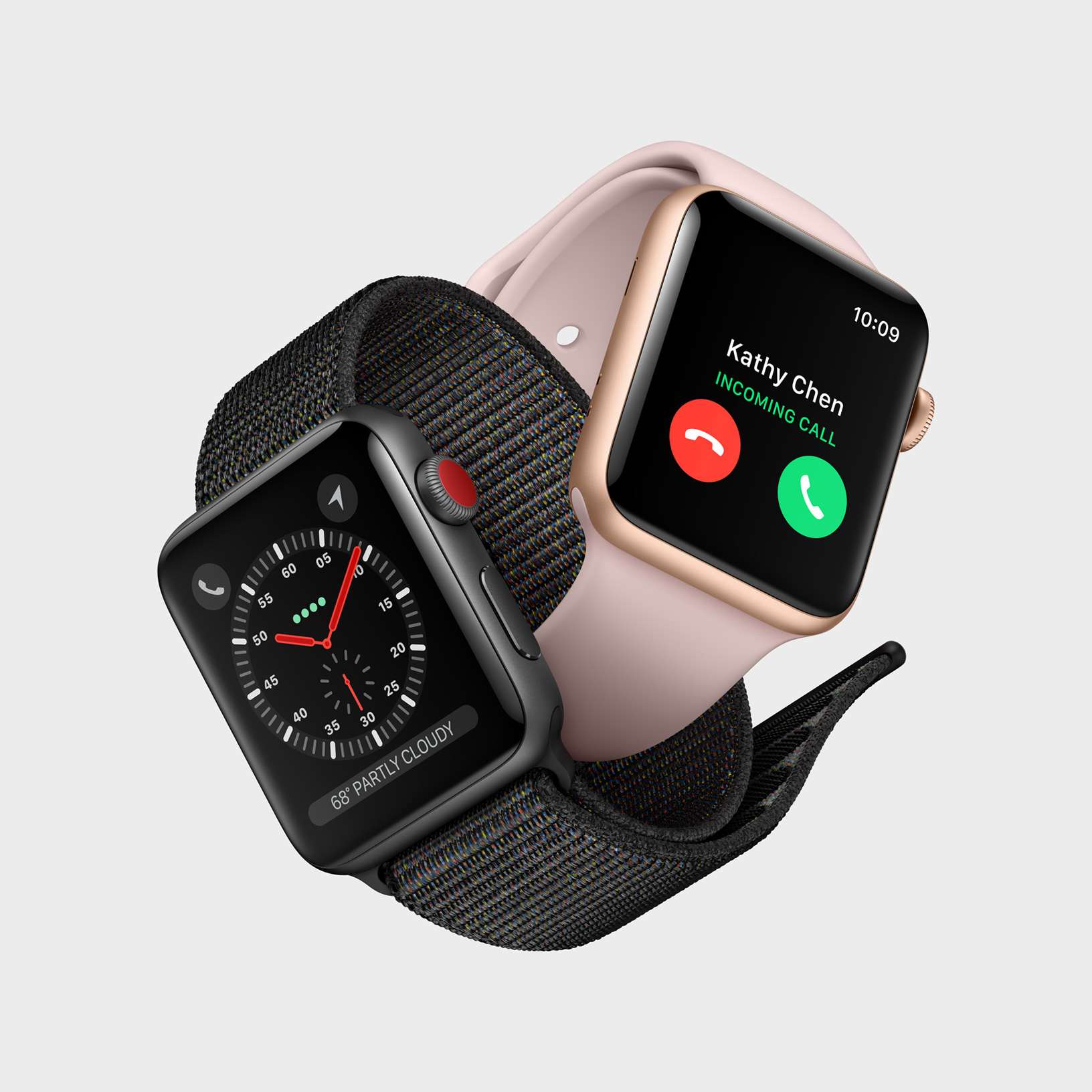 Apple Watch Series 3 GPS and Cellular