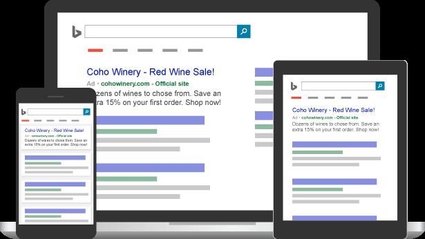 Bing Ads Home Hero