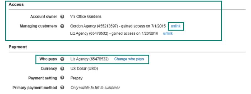 Bing Ads Multi-Linking