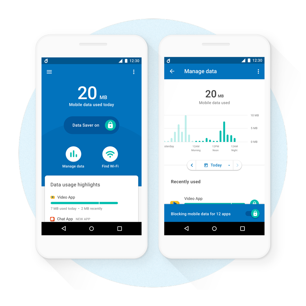 Datally Andorid Mobile Data App