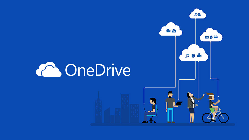 Microsoft OneDrive - hero