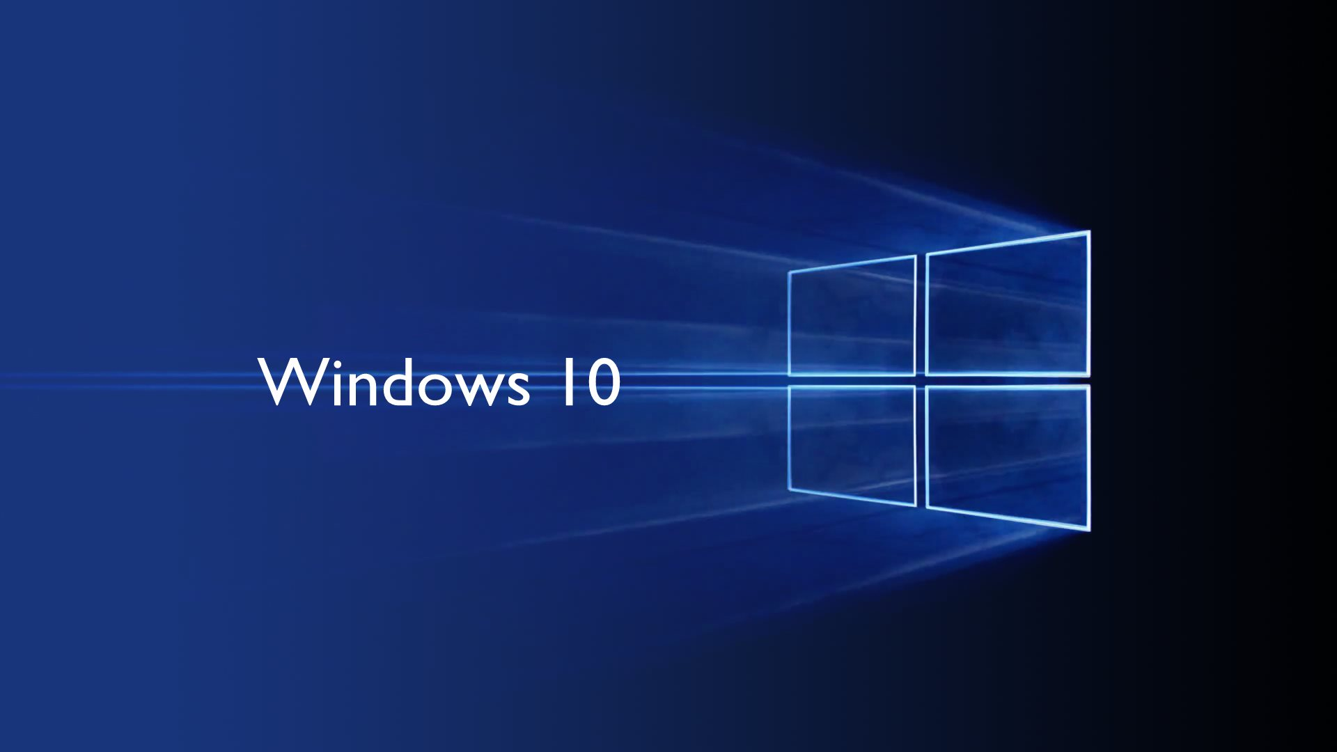 Windows 10 - hero