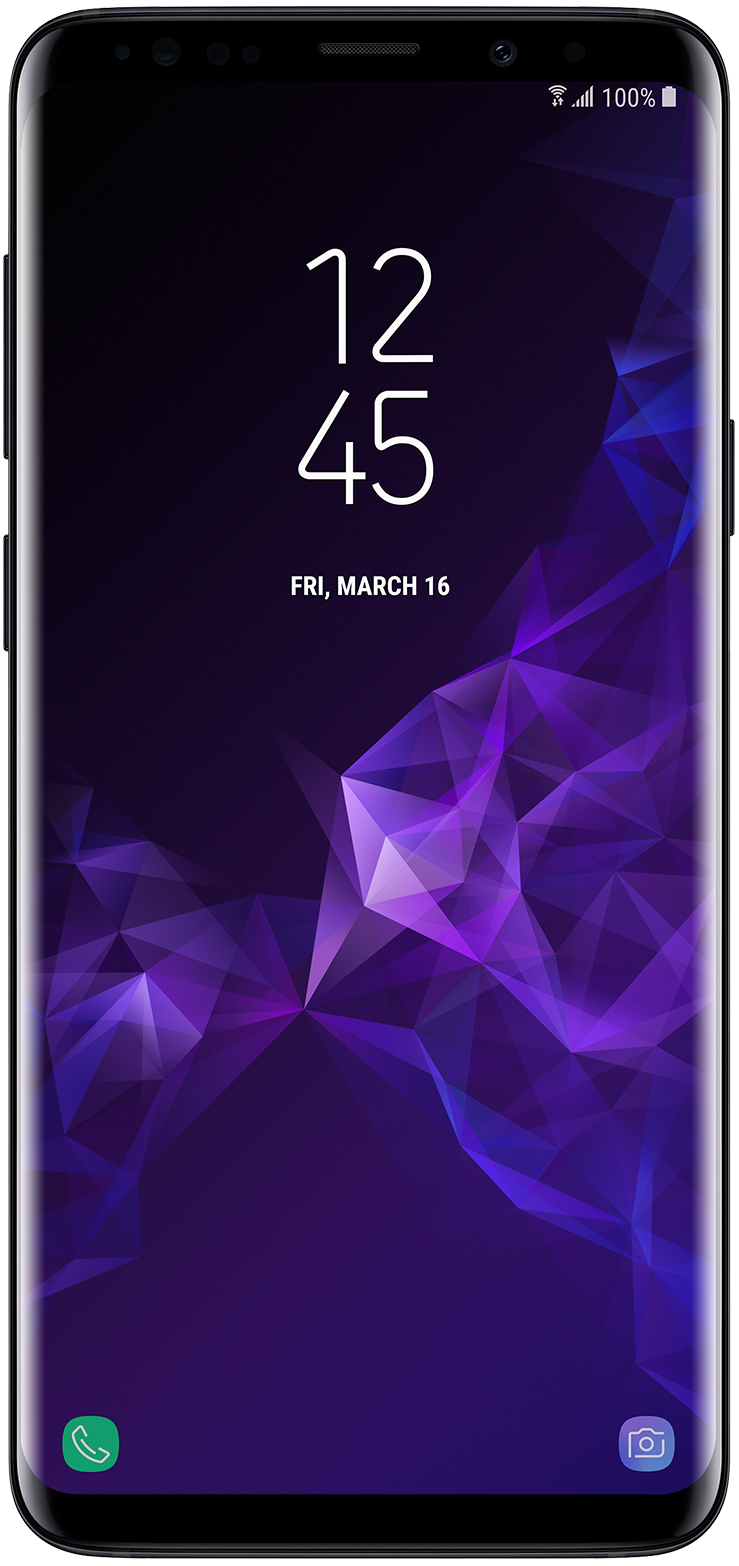 Samsung Galaxy S9+ - Front