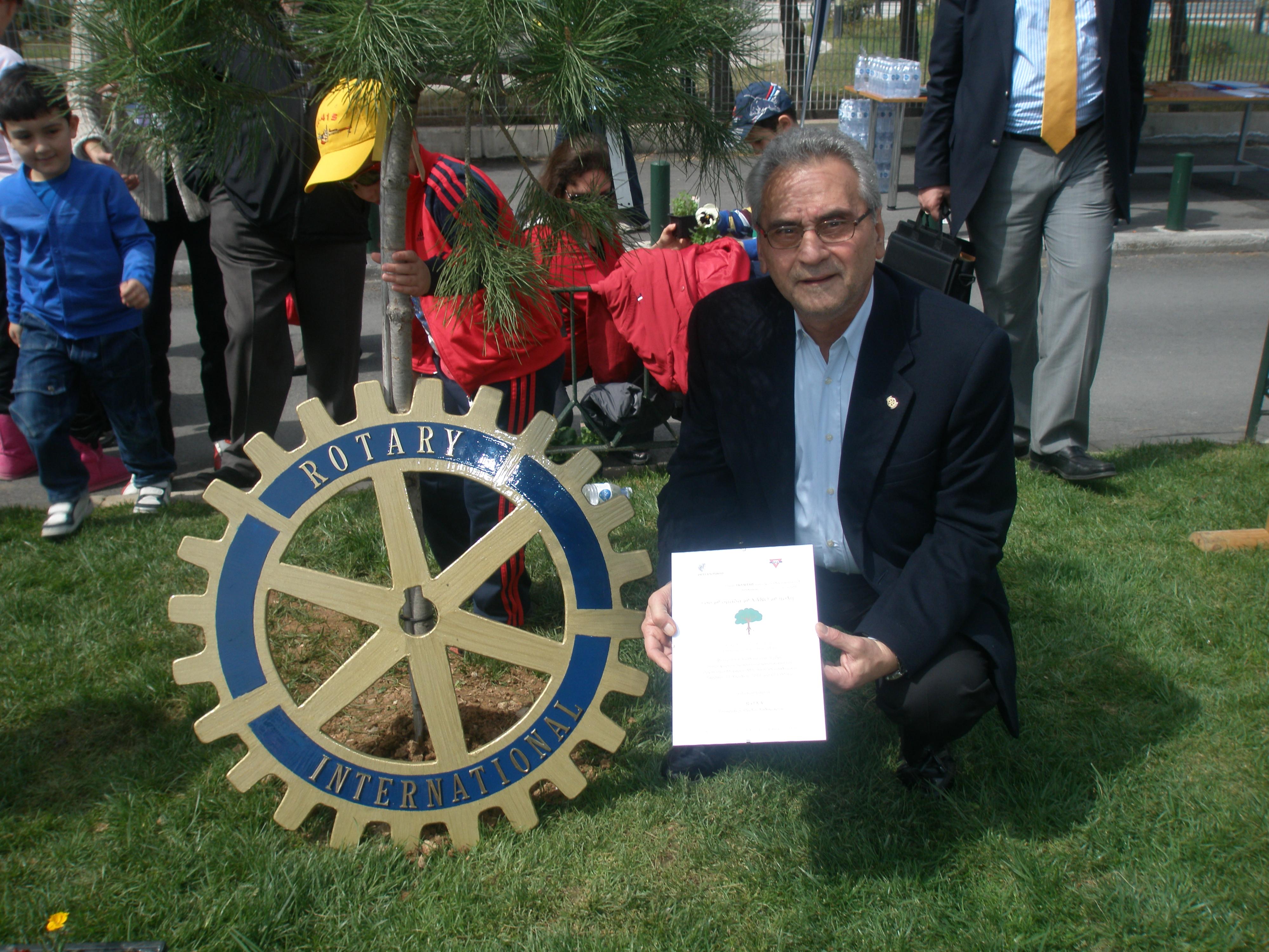 Ροταριανός Όμιλος Καλαμαριάς - Rotary Club Kalamaria