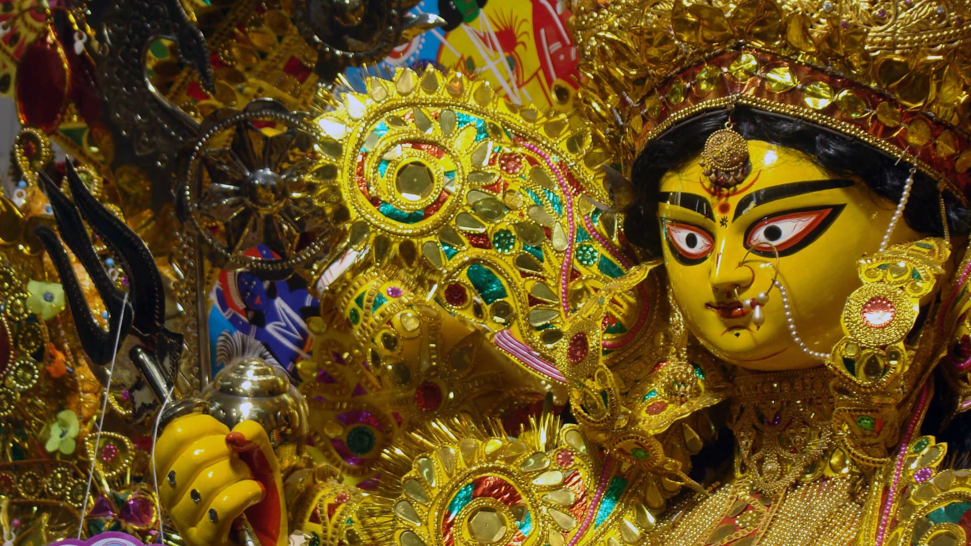 Durga Puja In Ancestral Homes Of Kolkata