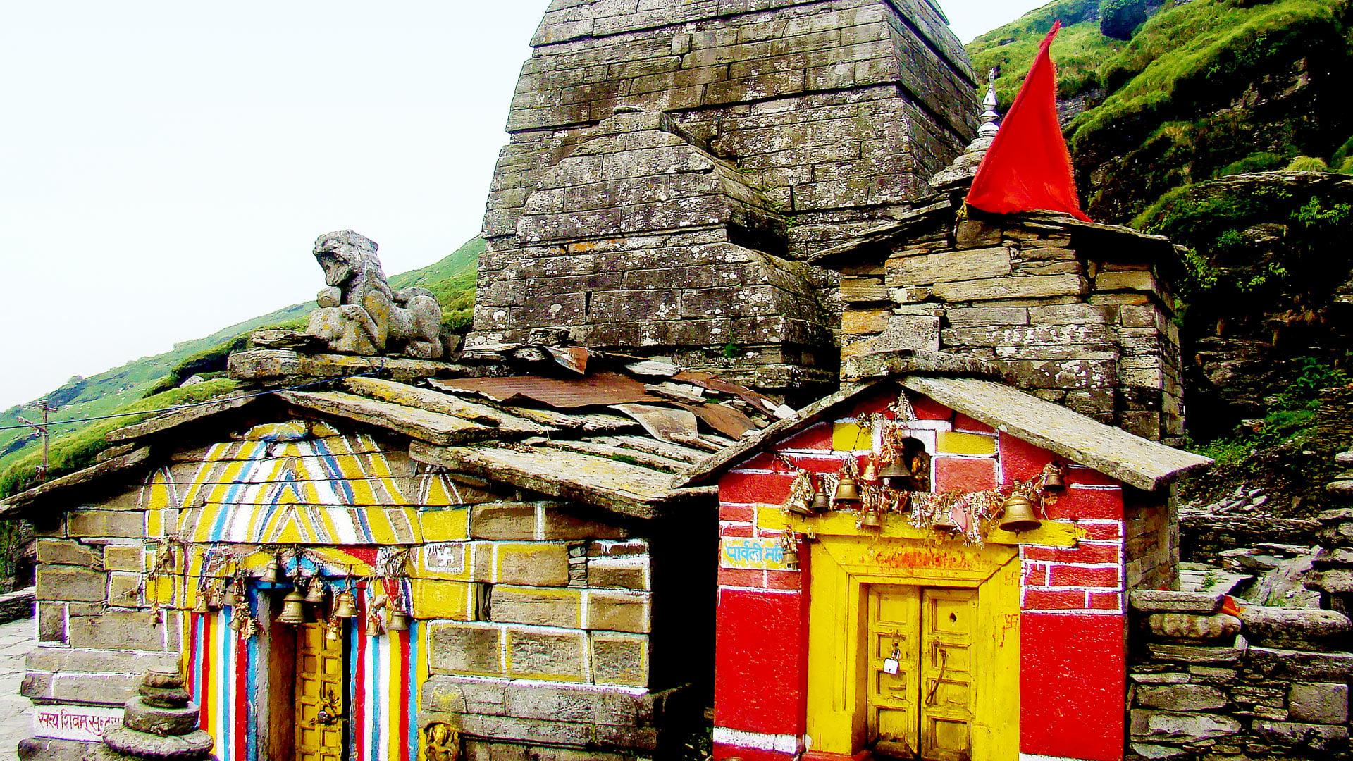 Tungnath: The Highest Shiva Temple