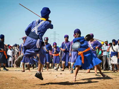 Holla Mohalla: Festival of the fearless