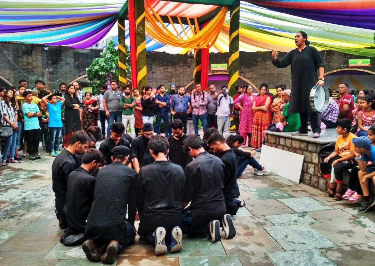 Asmita theatre group