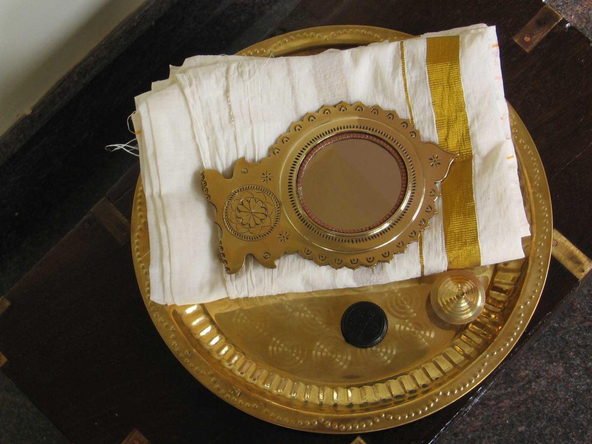Aranmula mirror