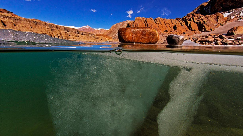 Frozen Zanskar