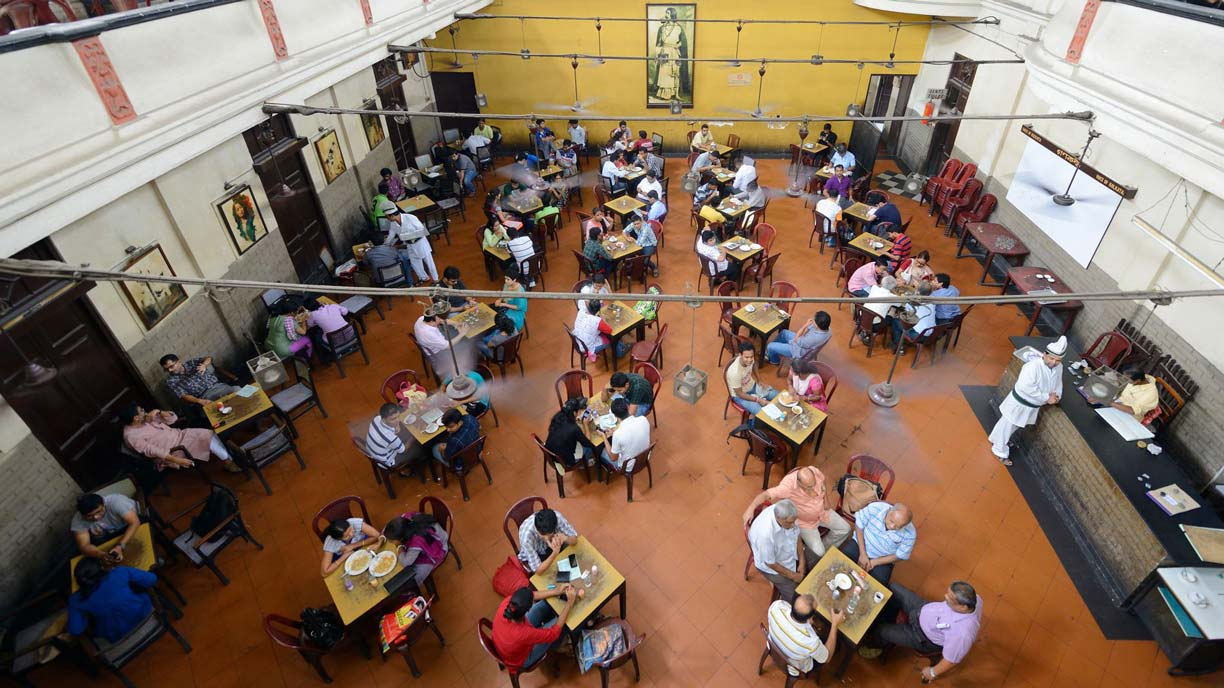The Indian Coffee House