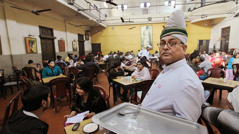Coffee House Calcutta