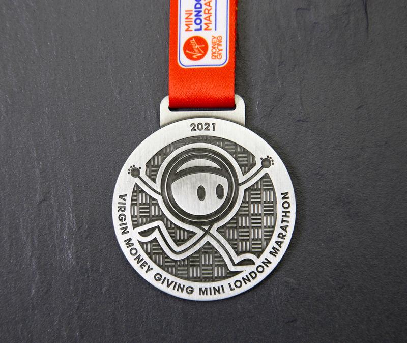 Children's London Marathon Medal