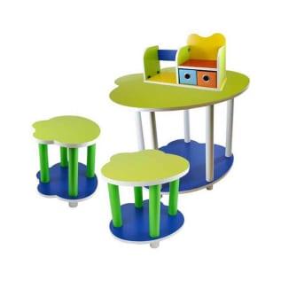 Funika Set Meja Dan Kursi Anak