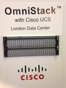 OmniStack with Cisco UCS at VMworld US